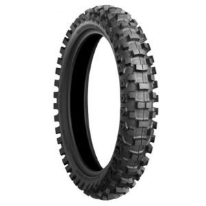 Bridgestone M204 intermediate dirt bike tire