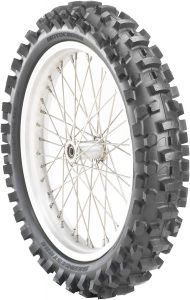 Bridgestone M102 soft terrain dirt bike tires