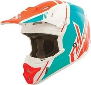 Fly kinetic pro cheap dirt bike helmet