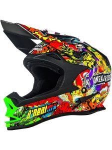 oneal 7 series cheap dirt bike helmet