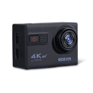 Cheap helmet cam - ODVRM 4K, Wifi