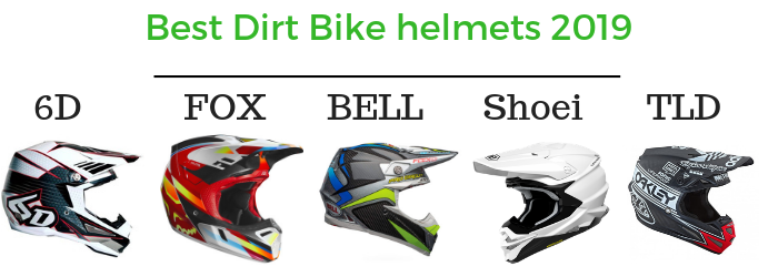 3e1aeacc 5 Best Dirt Bike Helmets 2019 | Reviewed June 2019 | Motocross Advice
