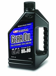 dirt bike gear oil 2017 - maxima