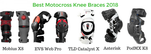 Best motocross knee braces 2017