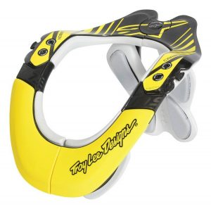 best neck brace for motocross - Troy Lee designs