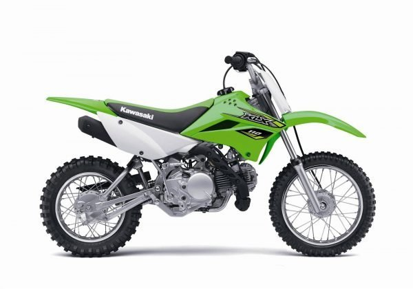 Kawasaki KLX110 '18 beginner dirt bike
