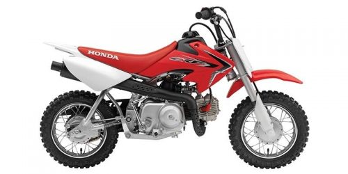 2018_Honda_CRF_50F kids dirt bike