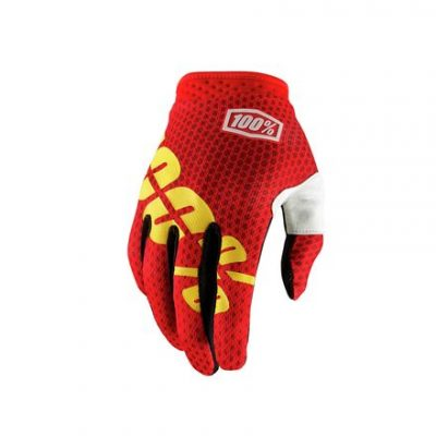 100% ITRACK Dirt Bike Gloves 2020