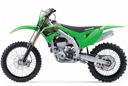 Motocross bike for dirt riding
