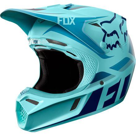 Fox Racing V3 Dirt bike Helmets - Seca Ken Roczen LE - 2016