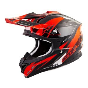 scorpion vx-35 cheap dirt bike helmet
