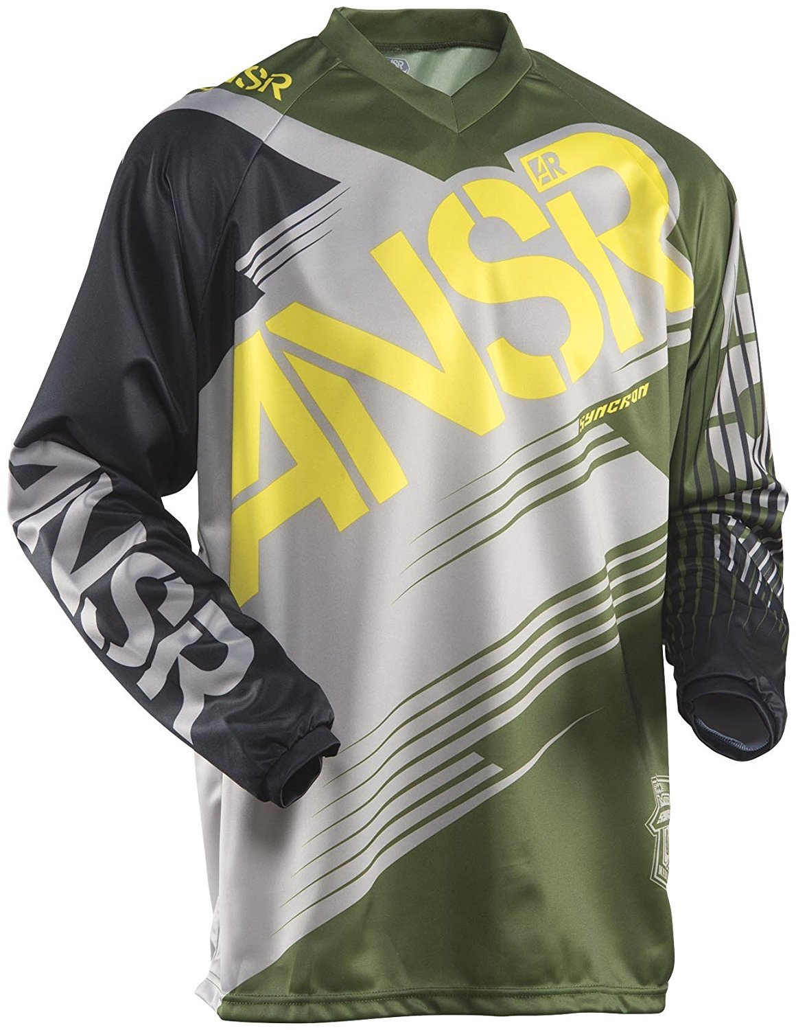 cheap dirt bike gear - answer jersey