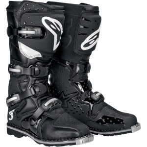 Alpinestars tech 3 intermediate dirt bike boots