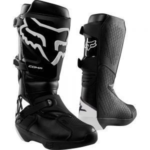 Fox Comp Intermediate dire bike boots black