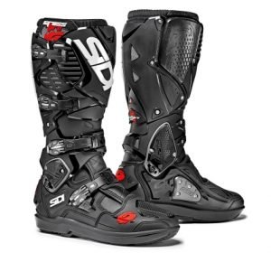 Sidi_CrossFire3_SRS_Black best dirt bike boots
