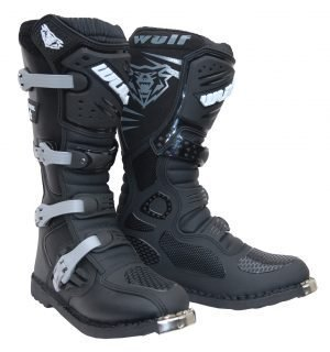 Best cheap dirt bike boots - Trackstar