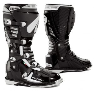 forma predator black pro dirt bike boots