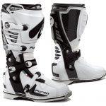 forma predator white pro dirt bike boots
