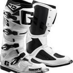 Gaerne sg12 white pro dirt bike boots