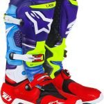 alpinestars tech10 limited pro dirt bike boots
