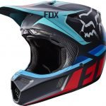 Fox Racing Seca V3 2018 Dirt bike Helmets