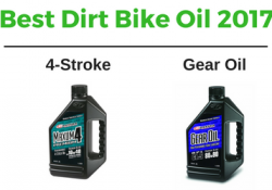 Best Dirt Bike Oil 2017