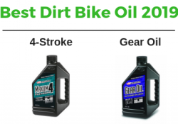 Best Dirt Bike Oil 2019