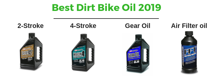 The Best Dirt Bike Oil 2019: 2-Stroke & 4-Stroke | Reviewed July 2019