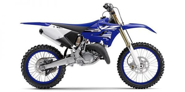Yamaha YZ 125 beginner dirt bike