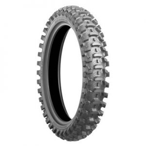 Bridgestone dirt bike tires - sand