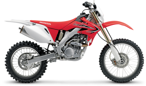Honda CRF250X beginner dirt bike