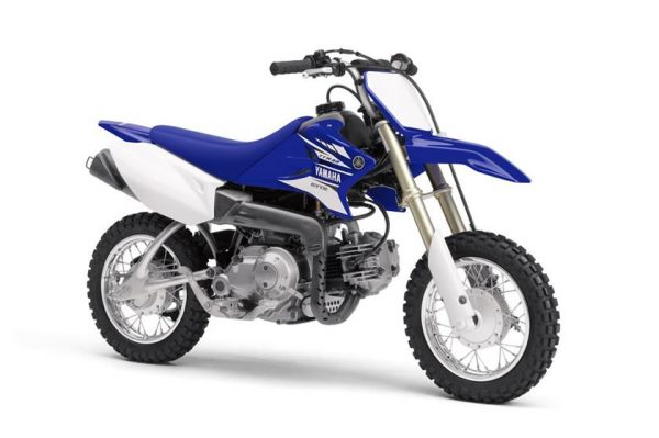 Yamaha TTR50 beginner dirt bike