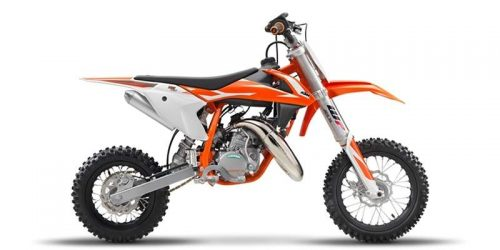 2018_KTM_SX_50 best kids dirt bike