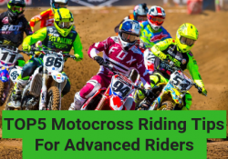 TOP5 Motocross riding tips for advanced riders