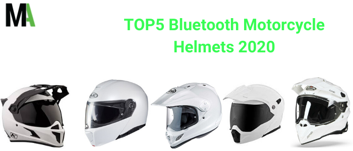 2020 bluetooth motorcycle helmet
