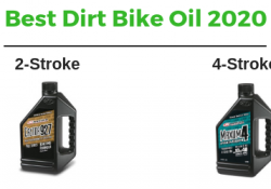 2-stroke and 4-stroke oil motocross advice
