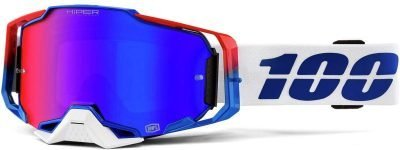 100% Armega Adult Off-Road Dirt Bike Goggles 2020
