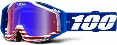 100% Racecraft Adult Off-Road MX Goggles