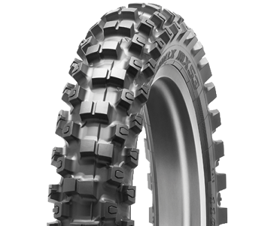 Dunlop Geomax MX53 Hard Terrain Dirt bike tires