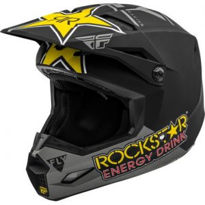 FLY RACING 2020 Kinetic Pro Helmet Rockstar