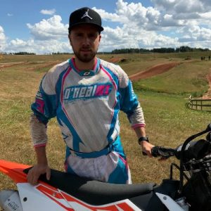 About Motocross advice and Martin Varrand