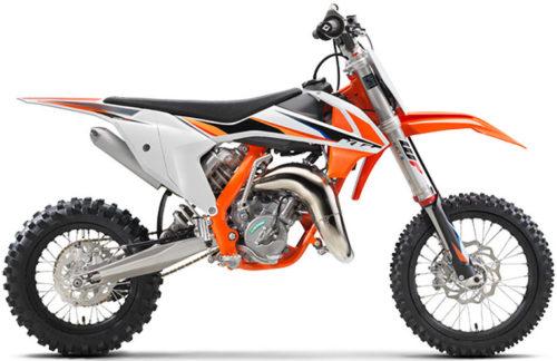 2021 KTM 65SX best kids dirt bike