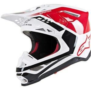 Alpinestars Supertech M8 womens motocross helmet