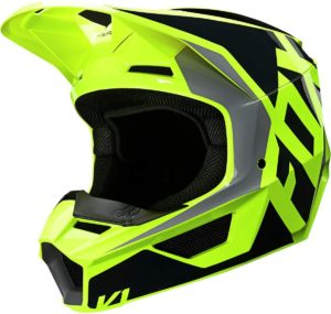 Fox Racing Youth V1 Kids Dirt Bike Helmets 2021