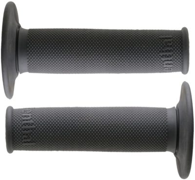 Renthal G090 Gray Full Diamond Medium Compound Motocross Grips