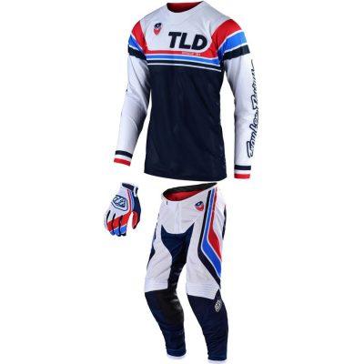 TLD SE AIR Dirt bike gear set