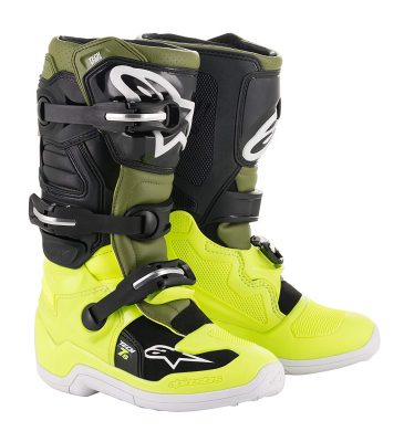 Alpinestars Tech 7S Kids Dirt Bike Boots