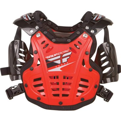 Fly Racing Mini Convertible II Motocross Roost Deflector