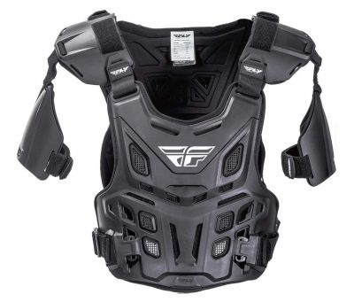 Fly Racing Revel Offroad CE Dirt Bike Roost Guard