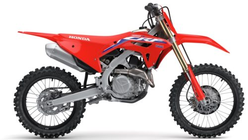 Honda CRF450 2021 best dirt bike brand